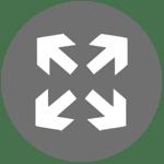 AVERAGE SIZE OF TRANSACTION - icon