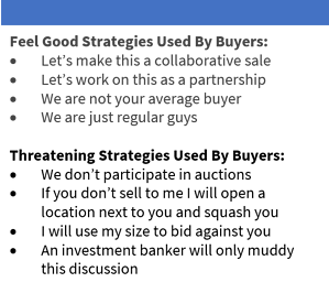 Buyer Strategies