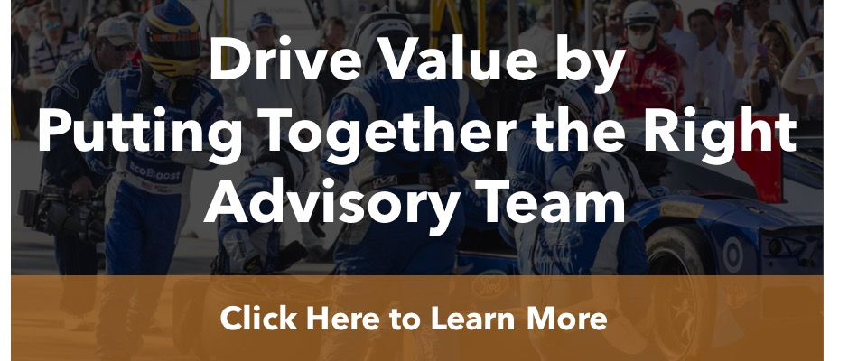 Sell Your Company For More by Picking the Right Advisory Team