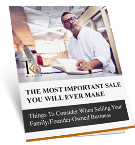Things to Consider When Selling Your Company [eBook]