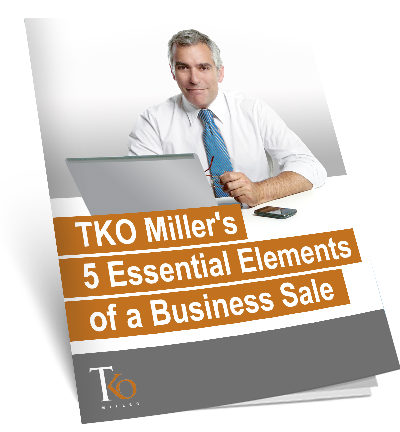 eBook (smaller) - 5 Essential Elements of a Successful Business Sale.png