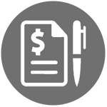 OUR FEE STRUCTURE - icon