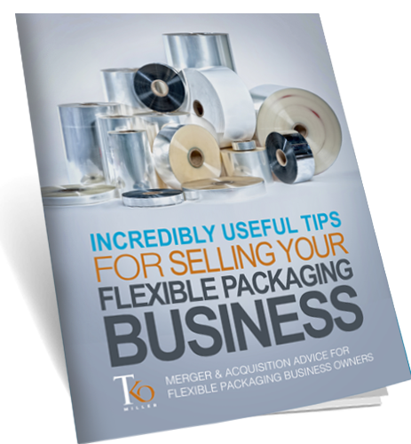 Incredibly Useful tips for selling your flexible packaging business - mock eBook