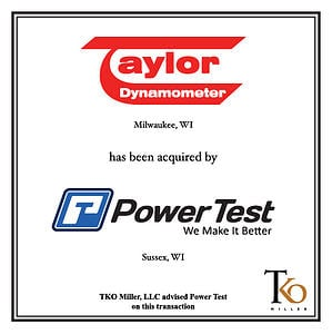 power test - taylor tombstone