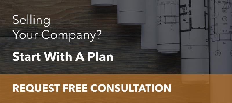 Selling Your Company - Free Consultation